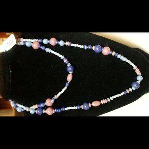 Czech Made Glass Bead Necklace
